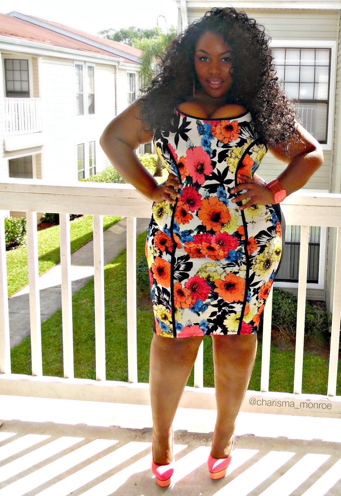 2ba8a5e2b3 Chronic Teachings of a Regal Fatty ♚   8 Wardrobe Tips for the Plus-Sized  Lady (feat. Pop Up Plus NY)