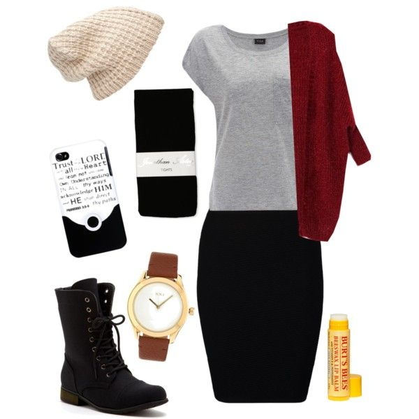 Pentecostal outfits for fall/winter #7 by jackieecruz on Polyvore featuring Just Female, Jonathan Aston, Carrini and Forever 21