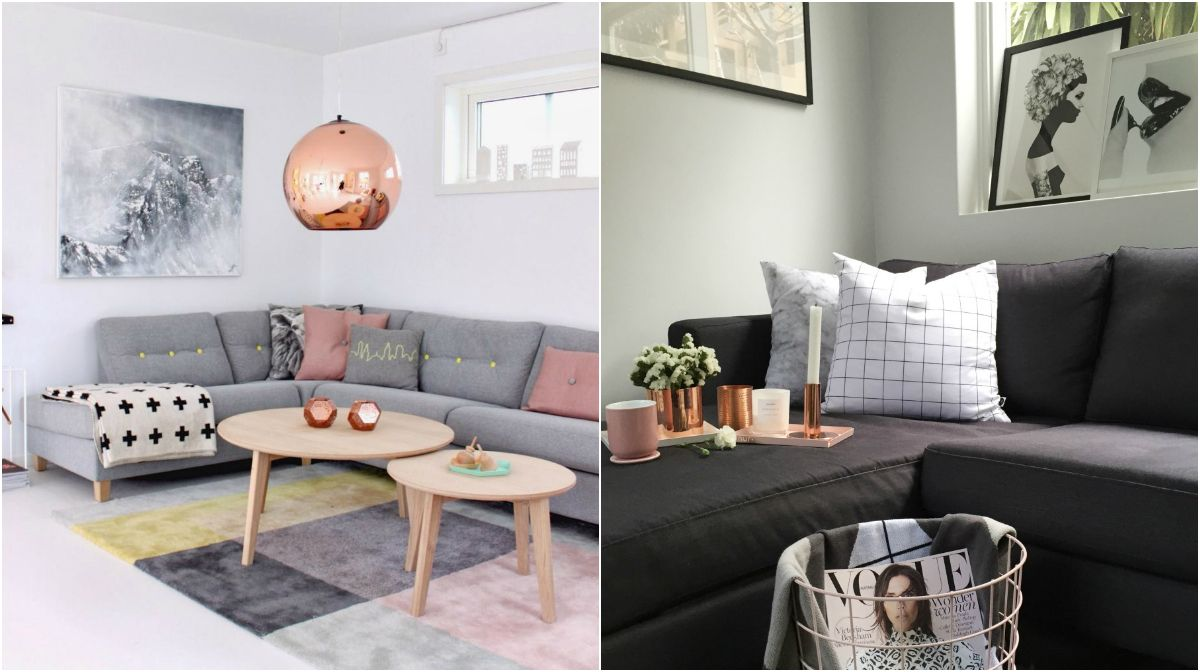 Pinterest Unveils 2017\'s Living Room Decor Trends | Scandinavian ...