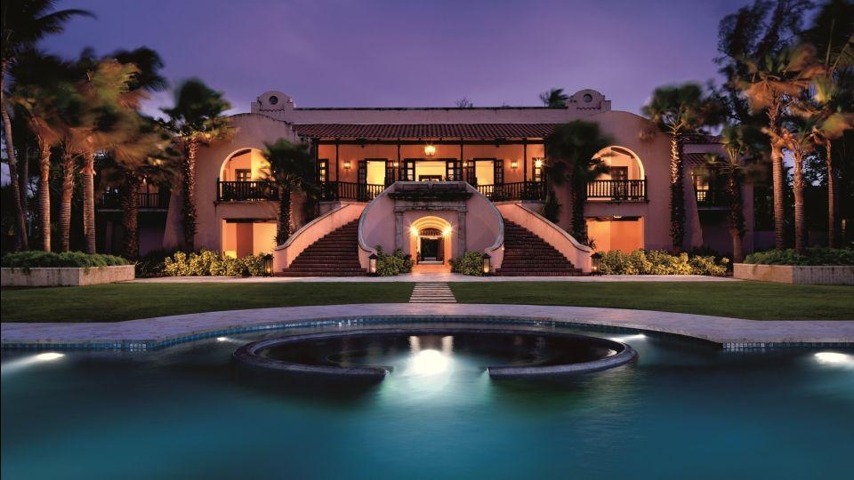 Dorado Beach Luxury Villaluxury Hotelsbeach Hotelspuerto Rico