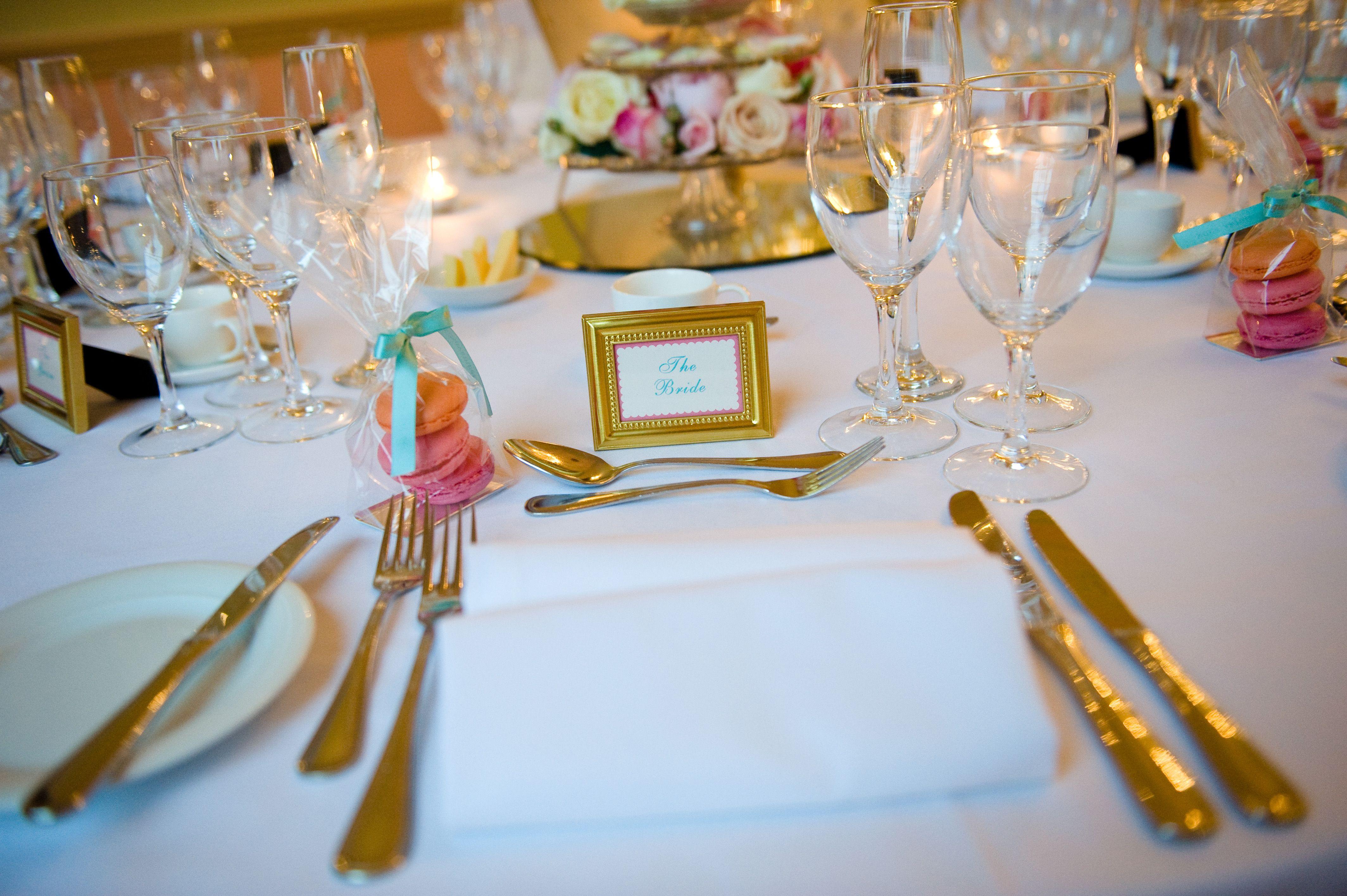#Beautiful #Wedding #Table #Setup #Gold #Gorgeous