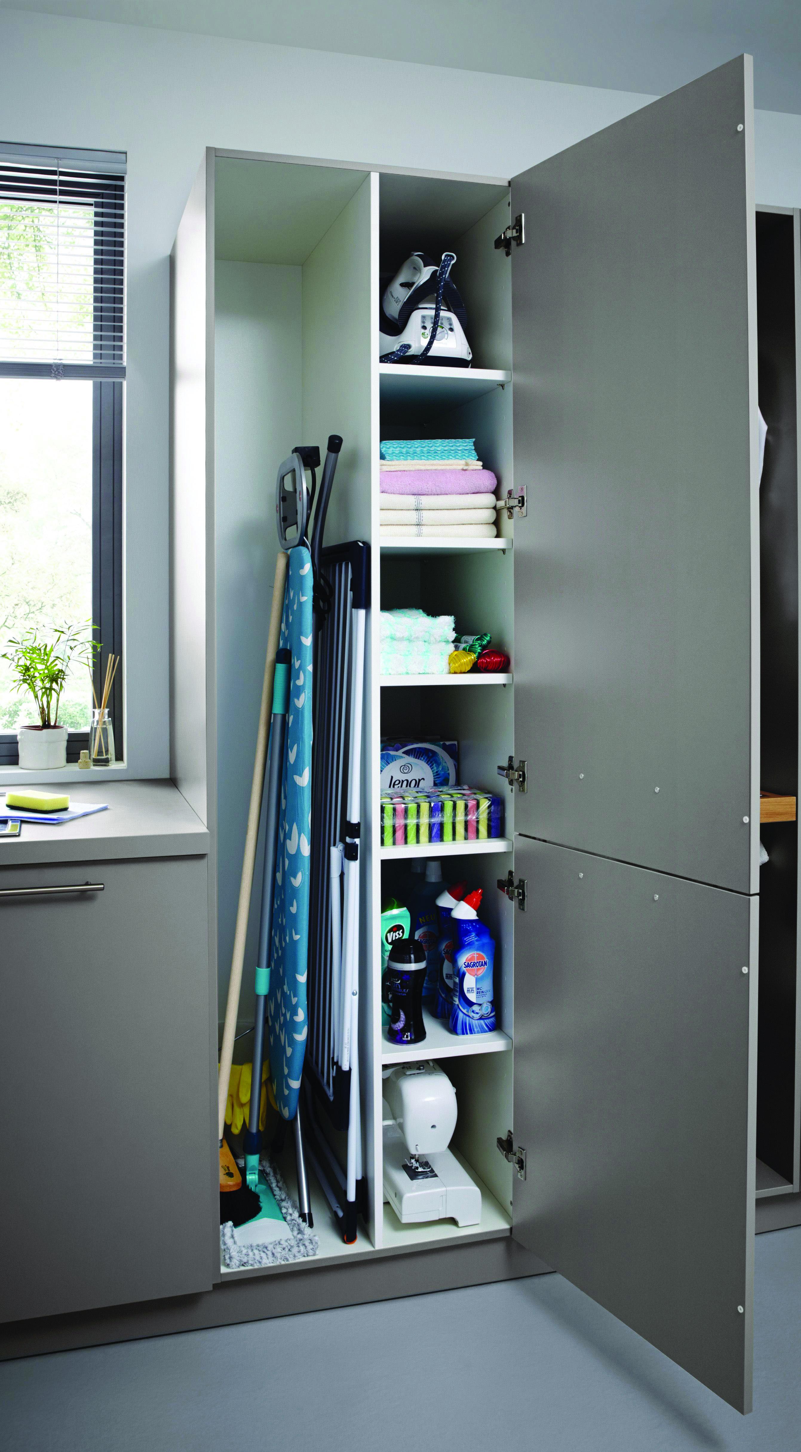 Utility Room Storage Units
