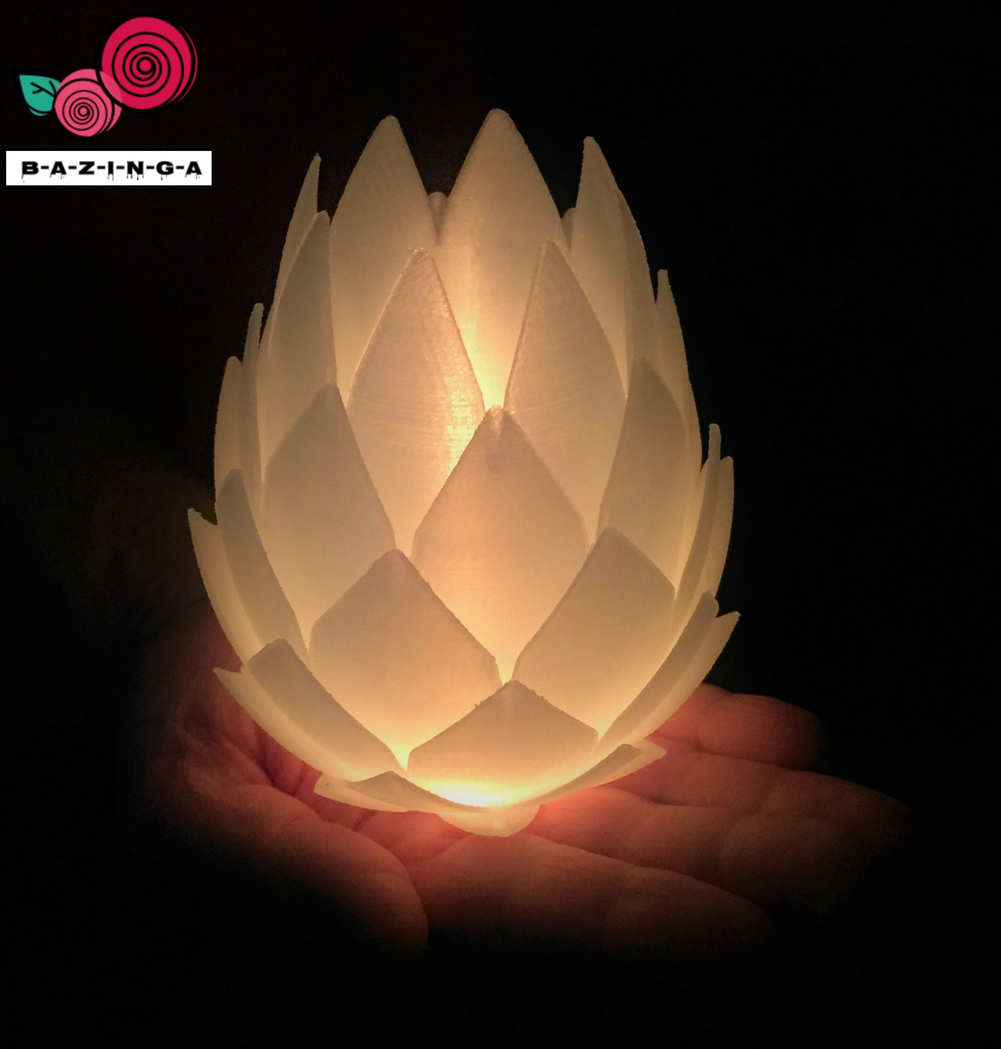 Tealight 3d Model Lamparas Artesanales Lampara Diy Impresion 3d