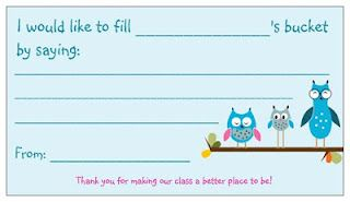 Better Bucket Filling Buckets  School Classroom Management And