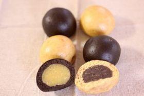 「【ハロウィン】ハロウィンのおまんじゅう」haru*hana | お菓子・パンのレシピや作り方【corecle*コレクル】