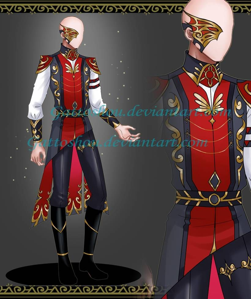 Male outfit adopt 192 auction closed by httpswww