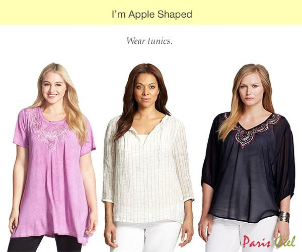 Flattering Clothes For Round Body Shape