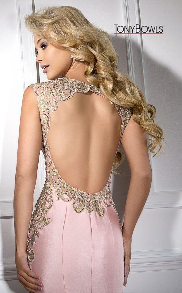 Pink Prom Dress - Oak & Ivy Boutique