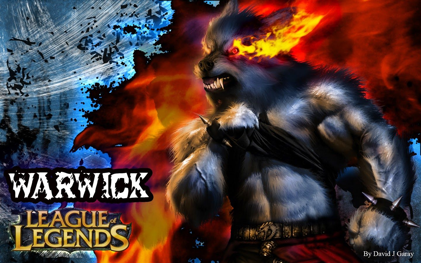 League Of Legend Warwick Warwick League Of Legends Wallpaper