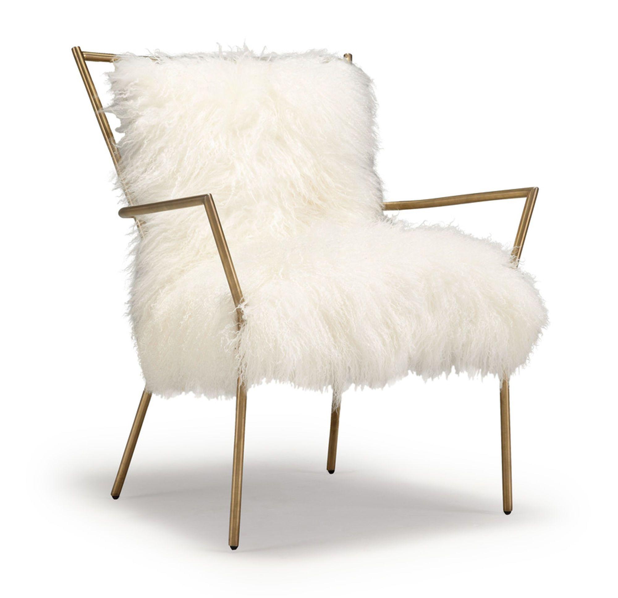 wei es fell stuhl st hle pinterest wei es fell stuhl und zimmer einrichten. Black Bedroom Furniture Sets. Home Design Ideas