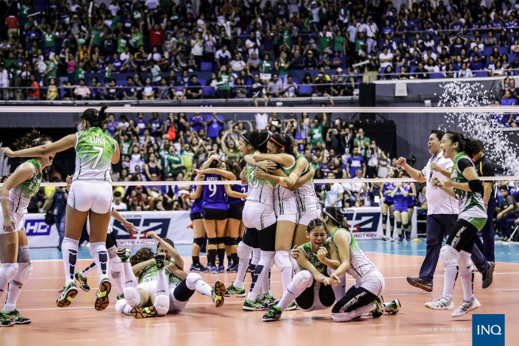 Uaap Volleyball Season 79 Rocks Volleyball Sports Athlete