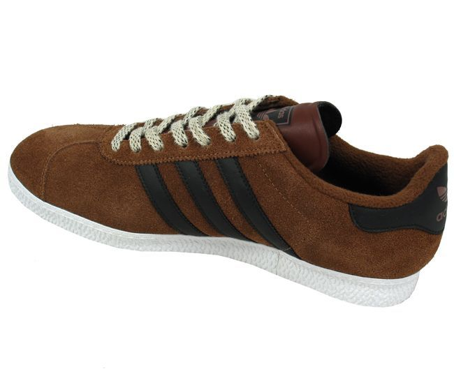 adidas gazelle brown