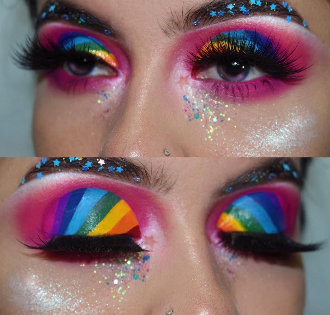 "Rocio Cervantes 💄 on Instagram "" Eyes edited on facetune"