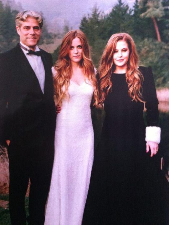 Danny Keough, Riley Keough, Lisa Marie Presley | ELVIS ...