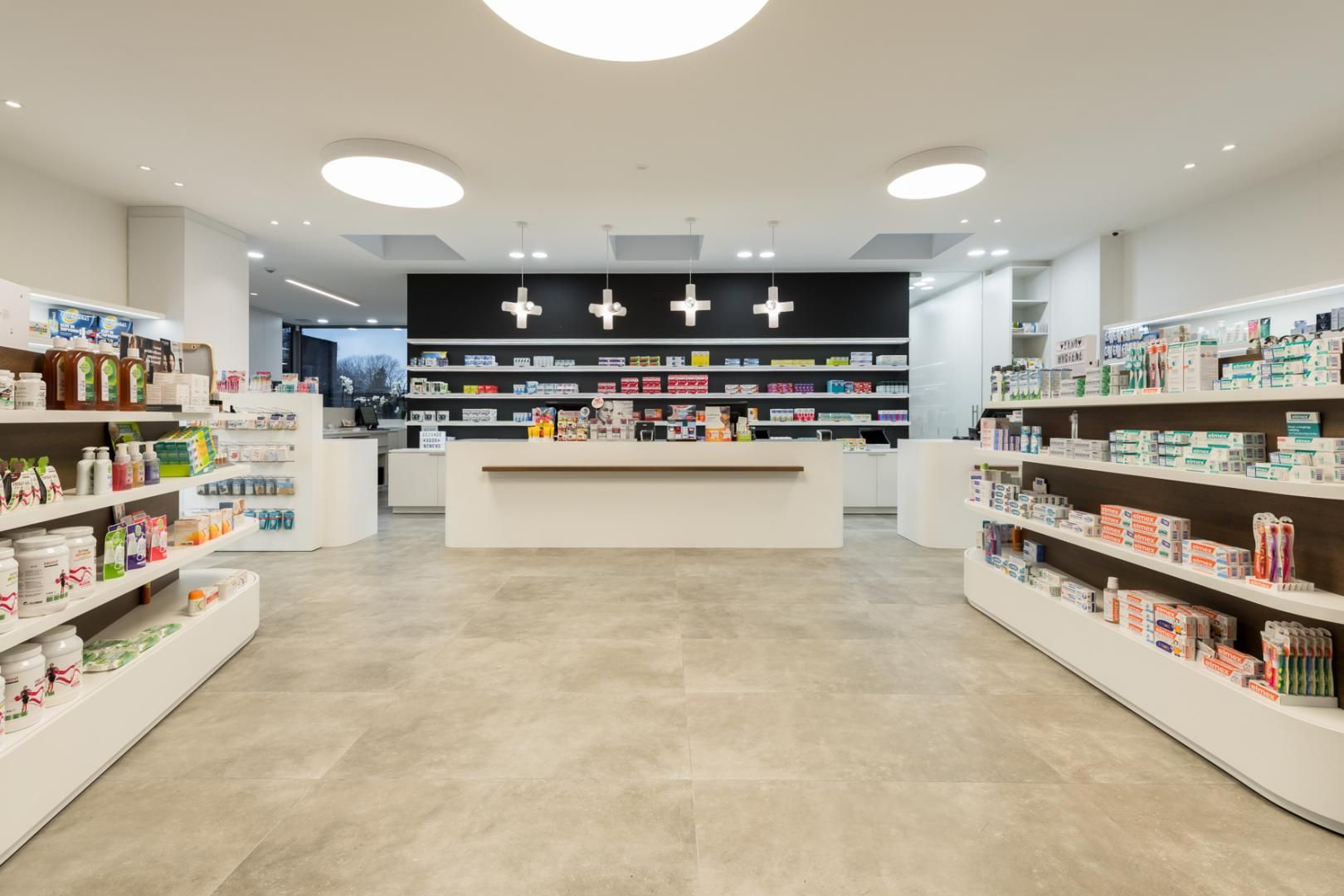 Interieurstylist Limburg Inrichting Apotheek Limburg Jacobs Interieur Bree Jacobs