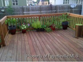 3604 Talus Road, Fayetteville NC 28306 Reduced to $209,900 Love the outdoor space at this home!