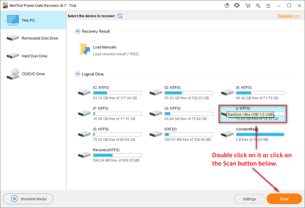 Guide How To Perform Usb Stick Recovery On Your Pc In 2020 Data