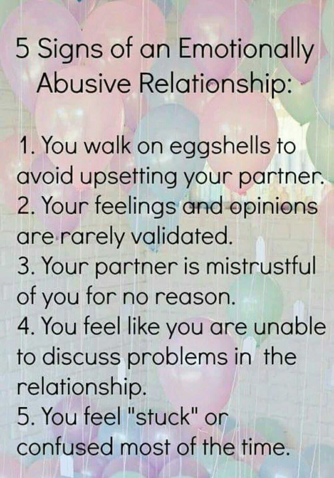 Emotionally abused husbands
