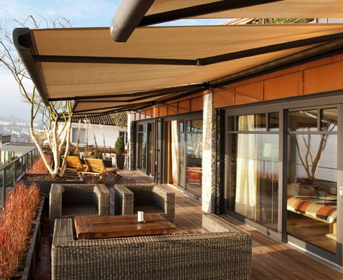 Stobag Architectural Retractable Awnings There Is A