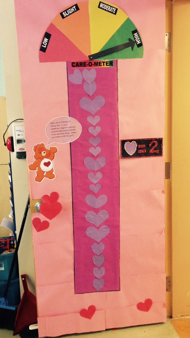 Classroom Decoration Ideas Fort Worth : Compassion door decorating challenge for valentine s day