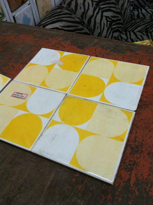 Azulejos de Athos Bulcão - Art' Decora 514 sul - (061) 3443-1313 e 3443-0101
