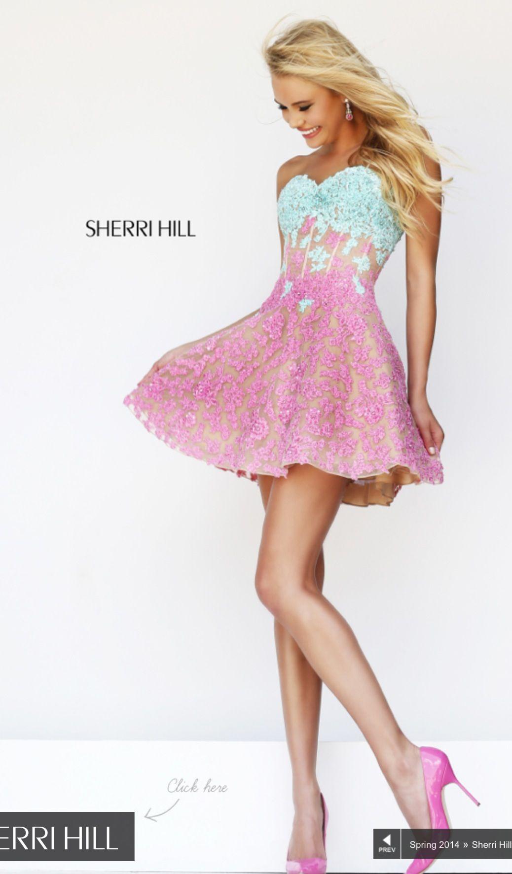 Sherri hill | sherri hill | Pinterest