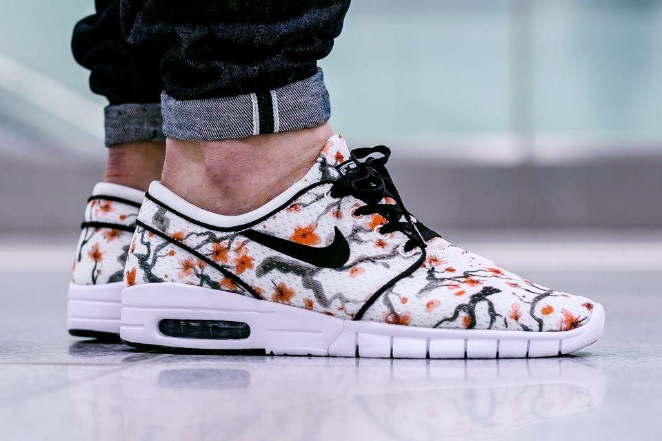 Nike SB Stefan Janoski Max 'Cherry Blossom' (via Kicks-daily.com