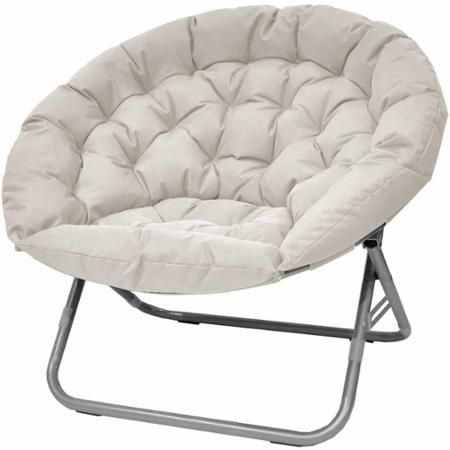 Oversized Moon Chair Multiple Colors Walmart Com Moon Chair Blue Chairs Living Room Comfy Chairs