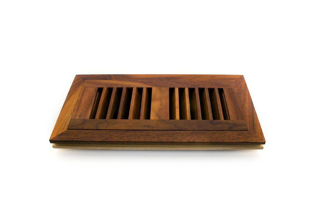 Flush Mount Airwood Vents Hardwood Floors Wooden