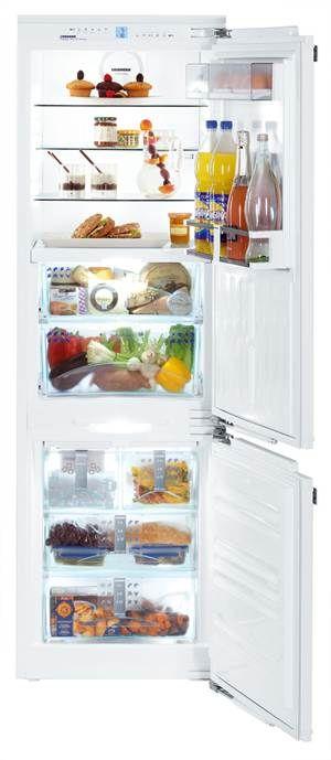 Ice Maker 178mm High Liebherr ICBN 3366 Integrated Fridge Freezer