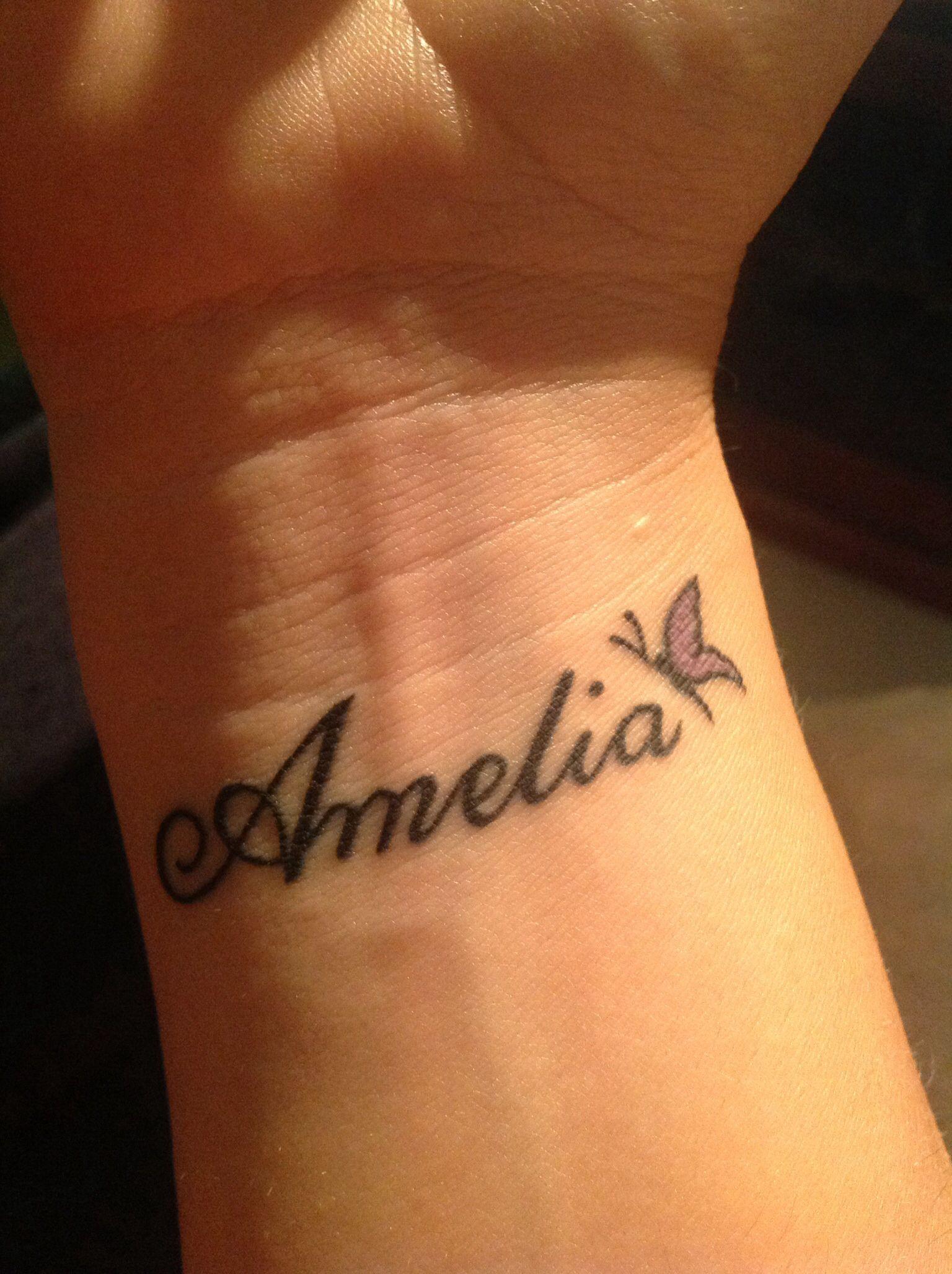 in loving memory of my beautiful daughter amelia louise xx tattoos pinterest memory. Black Bedroom Furniture Sets. Home Design Ideas