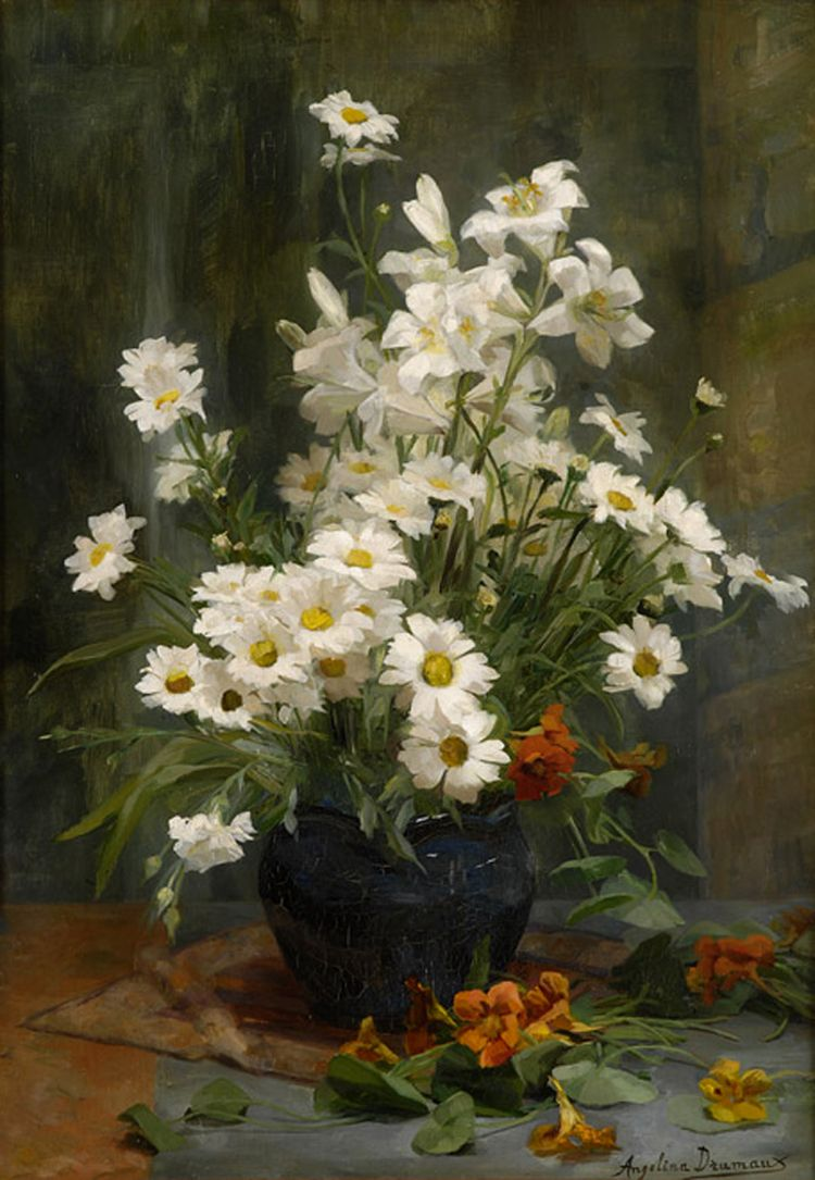 blooming brushwork garden and still life flower paintings blooming brushwork garden and still life flower paintings angelina marie eugnie drumaux izmirmasajfo