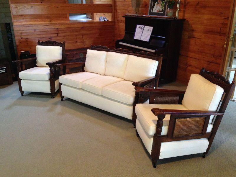 Jacobean Lounge Suite 3 Piece | Decor | Pinterest | Lounge suites ...