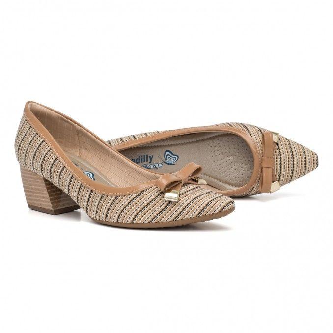 Sapatos Femininos Piccadilly Tamanco em Promoção nas Lojas
