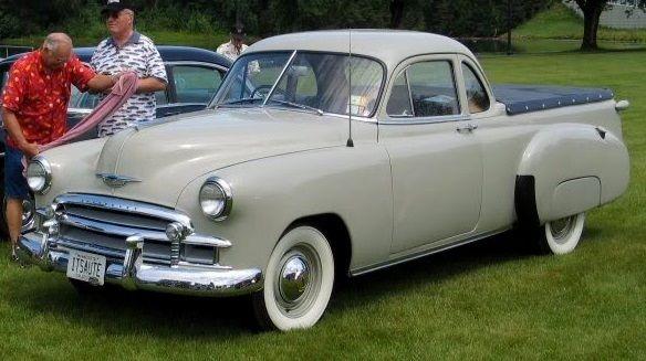 1950 Chevrolet Ute Australia Chevrolet Chevrolet Corvette Cars Trucks