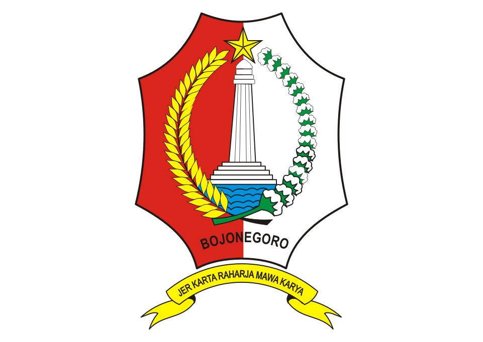 Logo Kabupaten Bojonegoro Vector Free Logo Vector Download Free Logo Vector Logo Vector Free