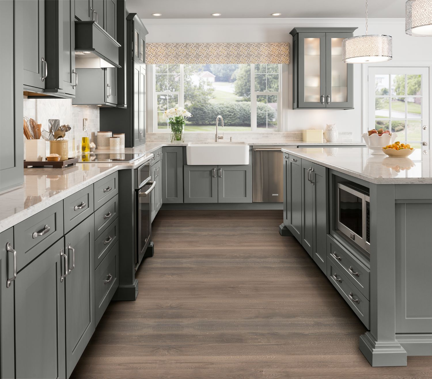 Mission Oak Tawny Building A Kitchen Mission Style Kitchens Mission Style Kitchen Cabinets