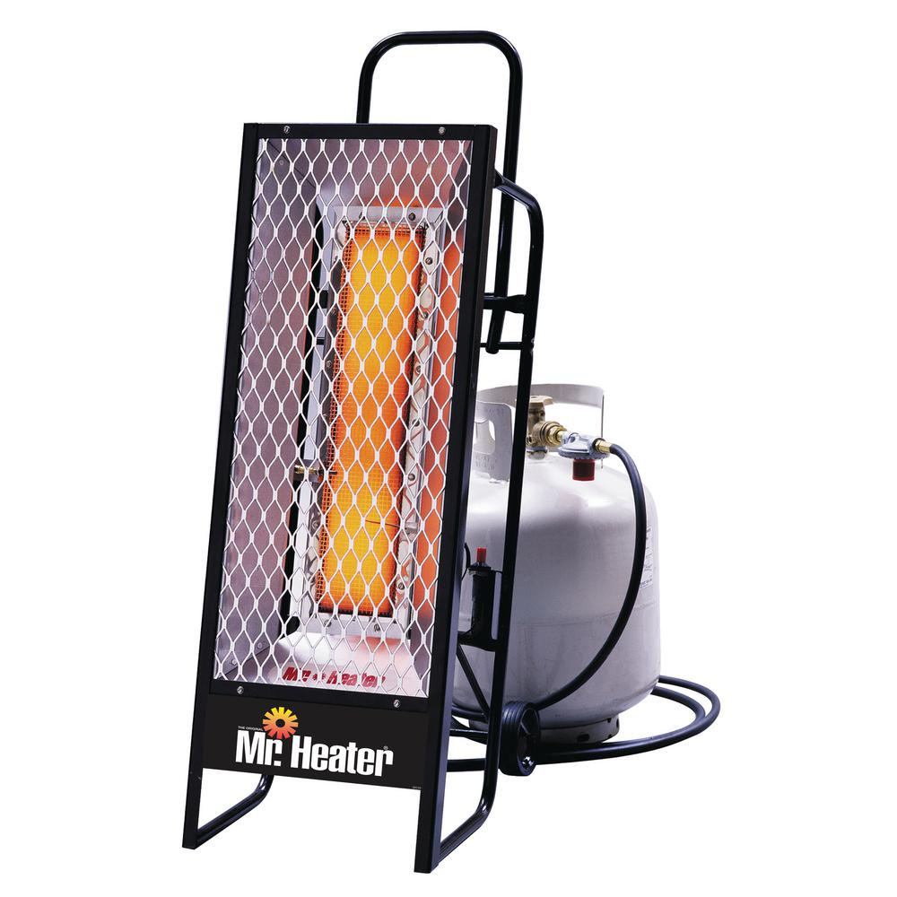 35 000 Btu Radiant Lp Portable Heater Mh35lp In 2020 Propane Heater Radiant Heaters Portable Propane Heater
