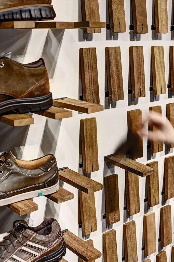 41 creative diy home decor ideas for apartments on wood shoe rack diy simple id=51951