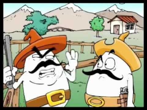 Los Huevos Rancheros Gays Huevo Cartoonmp4 Humor Huevos