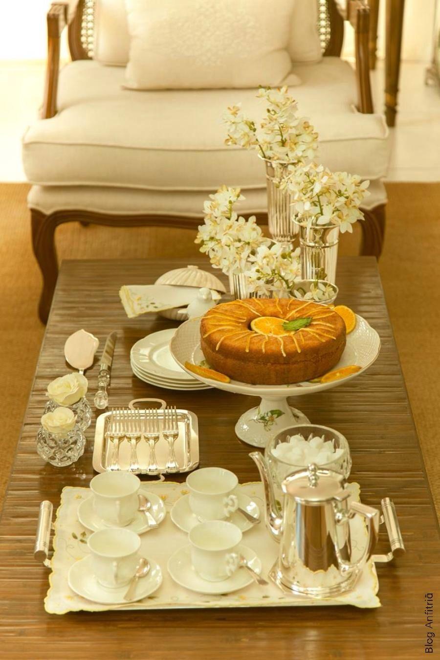 Giosp by blog anfitriã | Tea Time | Pinterest | Essen und Trinken ...