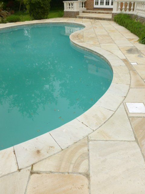 Kidney Shaped Pool Coping And Pavers Google Search Kidney