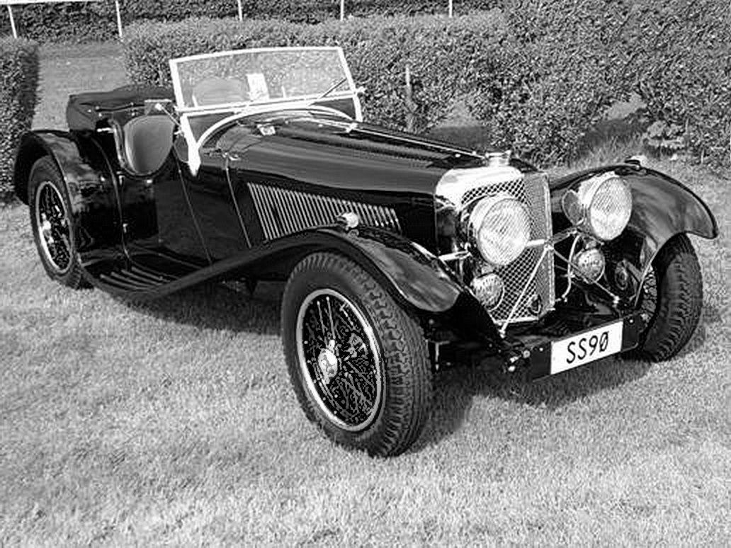 Jaguar, which was an SS model first in 1935. Jaguar was founded as ...