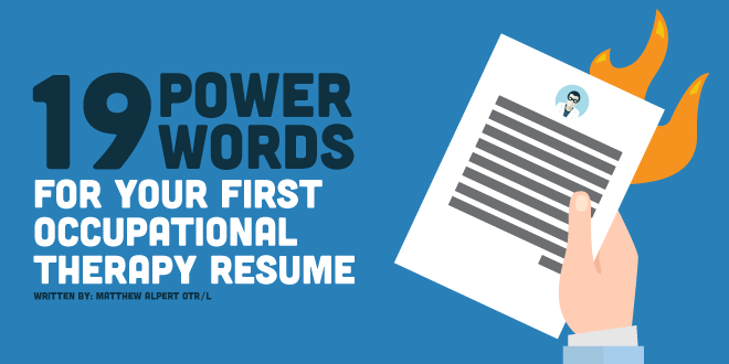 This Article Will Highlight Some Terms To Use Within Your Resume