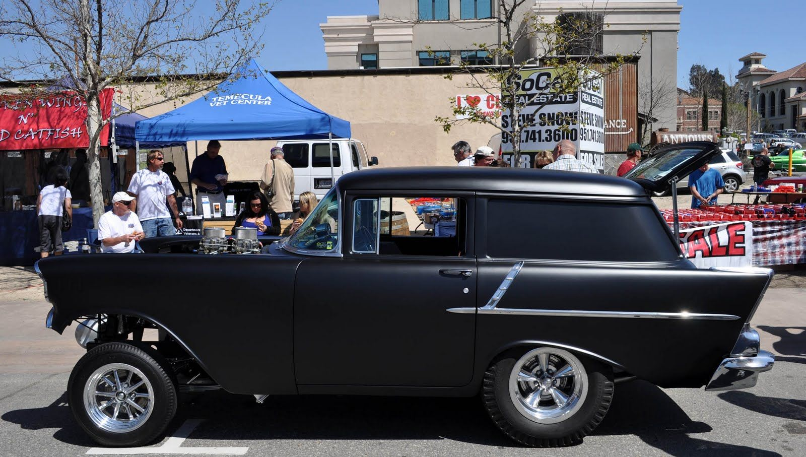 shorty '57 wagon Gasser Classic cars muscle, Hot cars