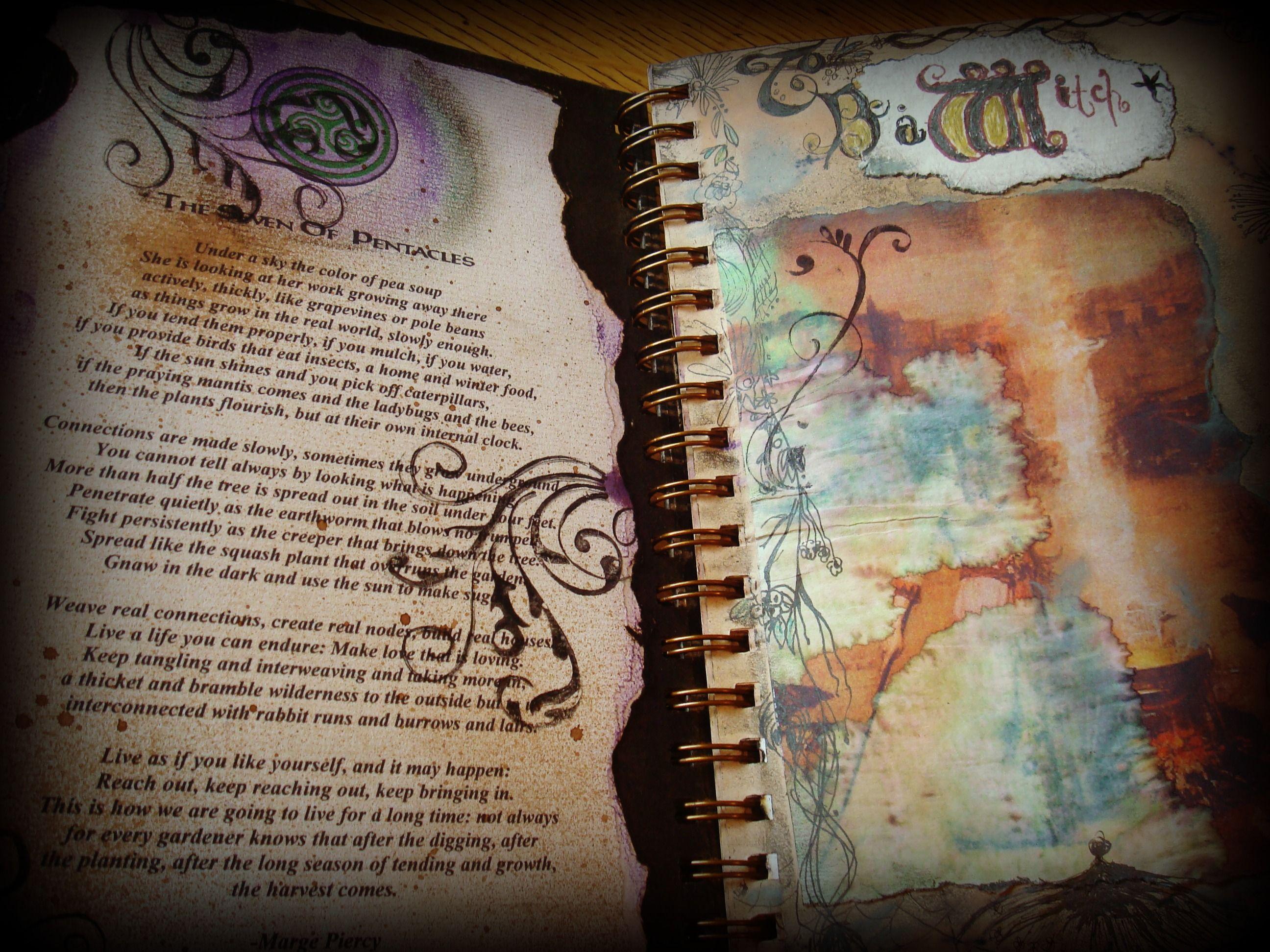 Book of Shadows www.circlemagica.com