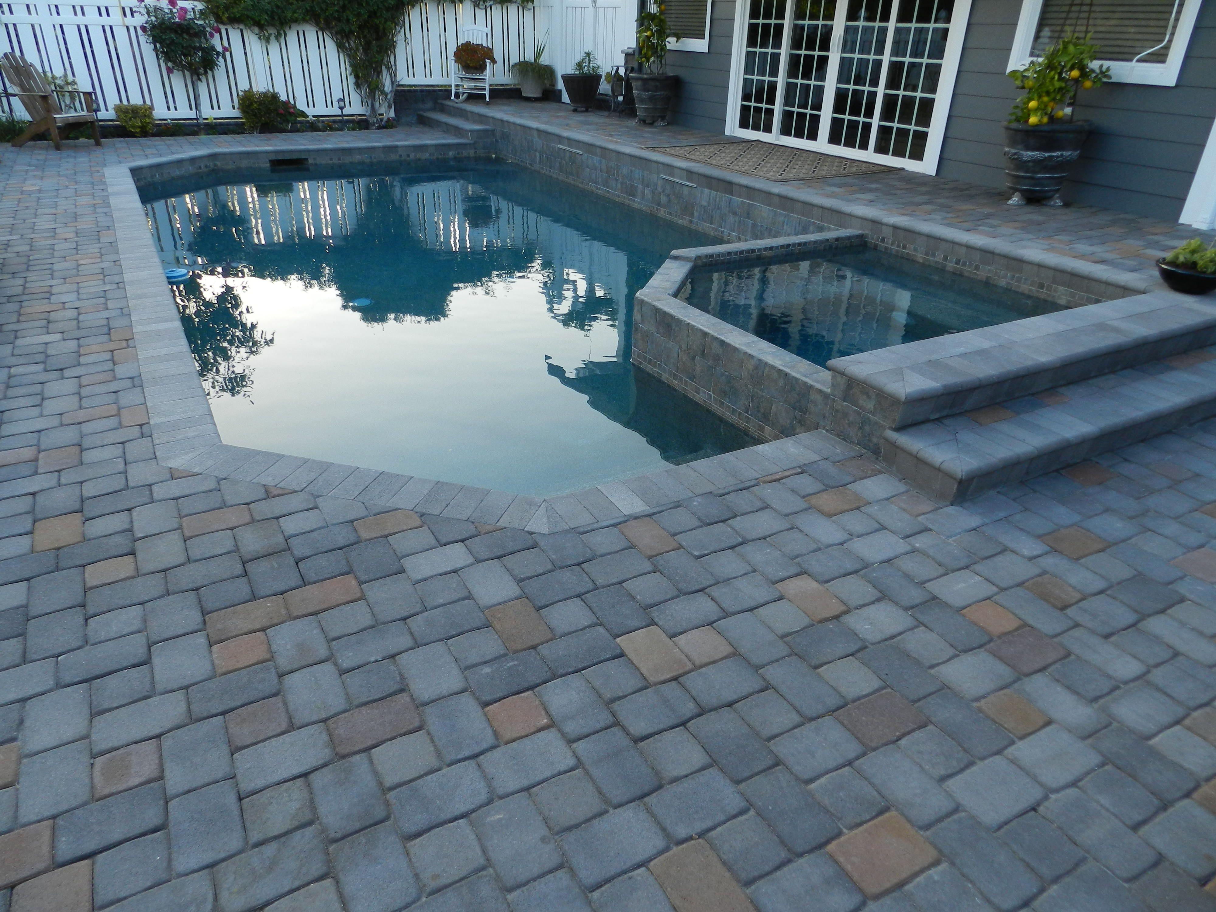 16 best Pool Areas images on Pinterest | Pool spa, Pool decks and ...