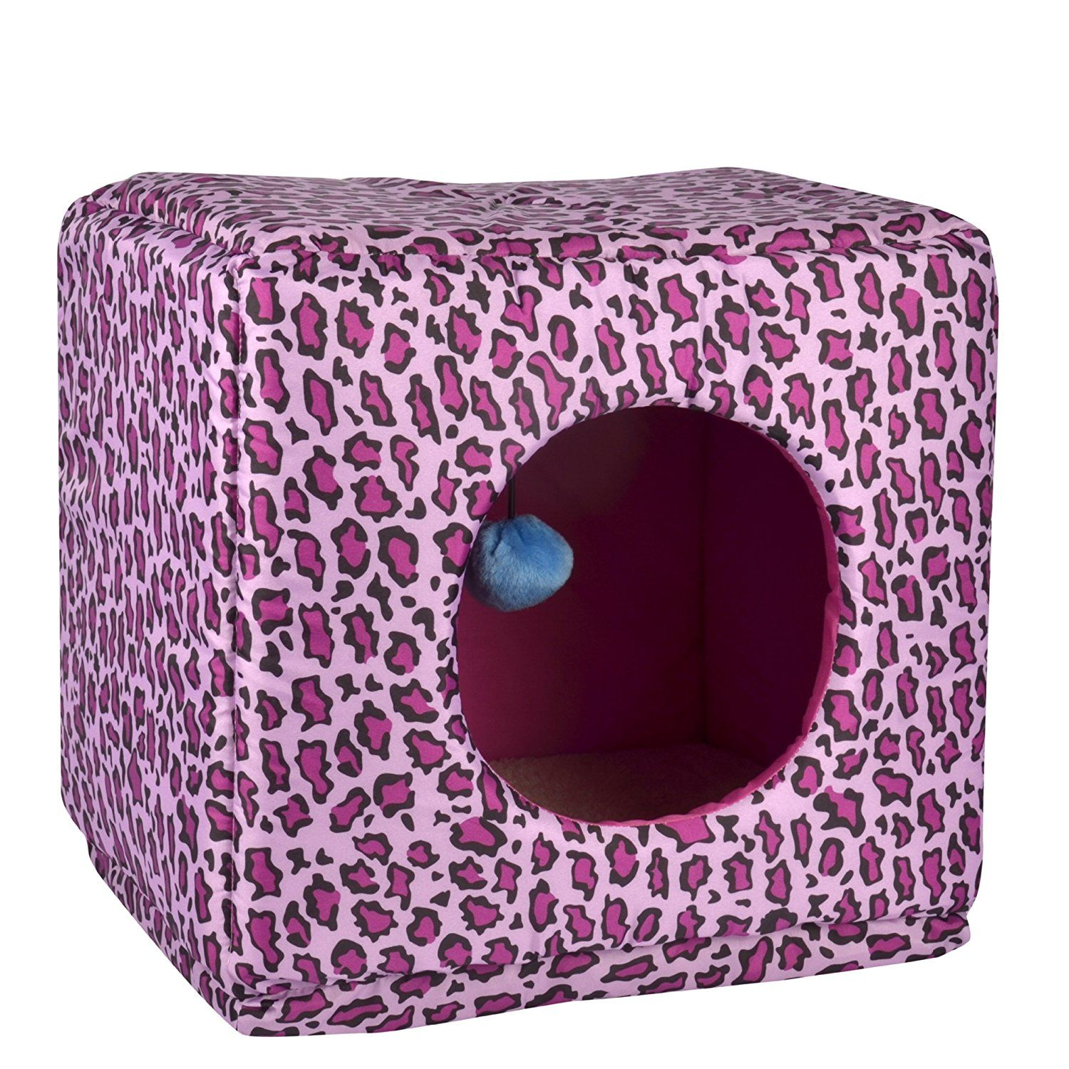 Kookamunga Kitty Kube Hideout Colors May Vary Check out the