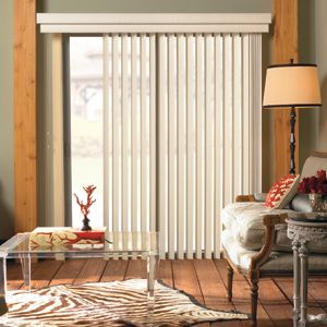 Levolor Horizon Vinyl Vertical Blinds Blinds Design Patio Door Coverings Living Room Blinds