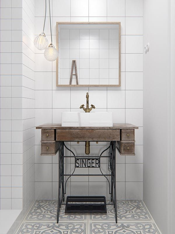 Bathroom Vanity Hacks for Small Spaces